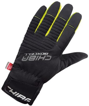 Image of Chiba Bio-X-Cell Winter Waterproof Long Finger Cycling Gloves AW16