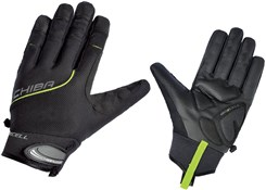 Image of Chiba BioXCell Full Fingered Touring Gloves SS16