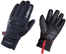 Image of Chiba Classic Windstopper Long Finger Cycling Gloves AW16