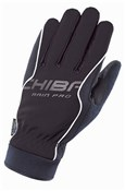 Image of Chiba Rain Pro Waterproof Long Finger Cycling Gloves AW16