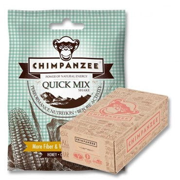 Image of Chimpanzee Quick Mix - Nutrition - Before Activity Shake - 42g x Box of 15