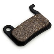 Image of Clarks Disc Brake Pads w/Carbon for Shimano XTR/Saint/XT/SLX/Hone/LX/Deore/HDB