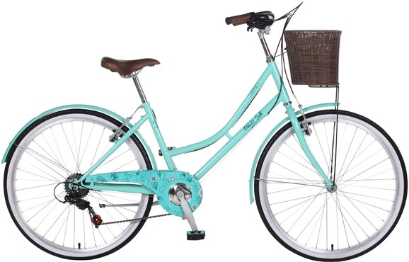 Image of Claud Butler Cambridge 26w Womens 2016 Hybrid Bike