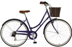 Image of Claud Butler Cambridge Style Womens 2017 Hybrid Bike