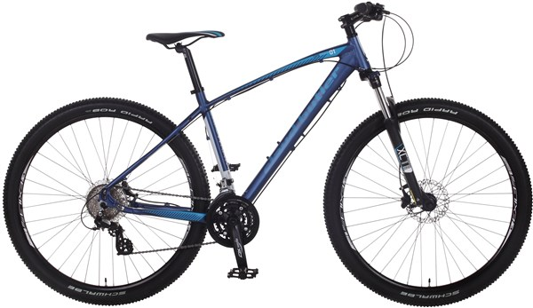 Image of Claud Butler Cape Wrath 01 2017 Mountain Bike