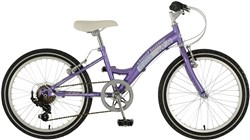 Image of Claud Butler Crystal 20w Girls 2017 Kids Bike