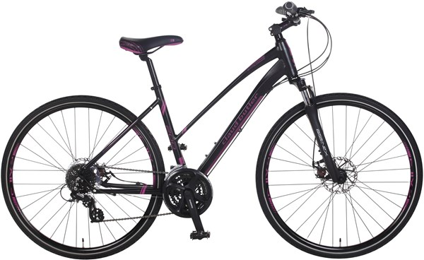 Image of Claud Butler Explorer 200 Womens 2017 Hybrid Bike
