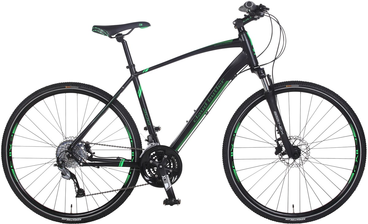 Claud Butler Explorer 300 2017 Hybrid Bike