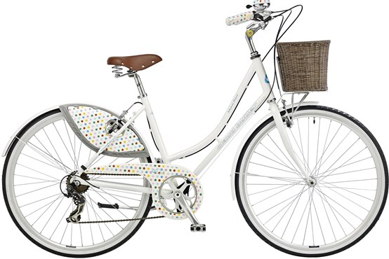 Image of Claud Butler Mistral Deluxe Womens 2016 Hybrid Bike