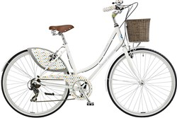 Image of Claud Butler Mistral Deluxe Womens - Ex Demo - 19 2016 Hybrid Bike