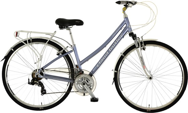 Image of Claud Butler Odyssey Womens 2016 Hybrid Bike