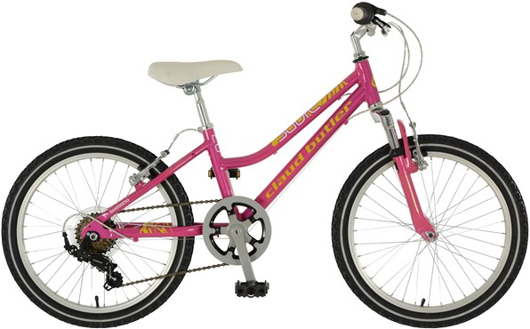 Claud Butler Sabre 20w Girls 2017 Kids Bike