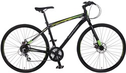 Image of Claud Butler Urban 400 2017 Hybrid Bike