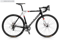 Image of Colnago World Cup 105 Mechanical Disc  2016 Cyclocross Bike