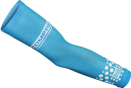 Image of Compressport Armsleeves Fluo