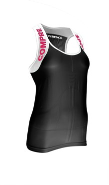 Image of Compressport Pro Racing Trail Running Womens V2 Tank SS16
