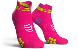 Image of Compressport Racing Socks V3.0 Run Lo SS17