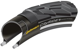 Image of Continental City Ride II Reflective 700c Hybrid Tyre