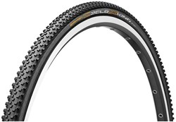 Image of Continental CycloX-King RaceSport Black Chili Folding Cyclocross Tyre