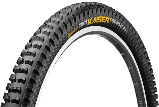 Image of Continental Der Kaiser Projekt ProTection Apex Black Chili 650b MTB Tyre