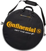 Image of Continental Double Wheel Bag