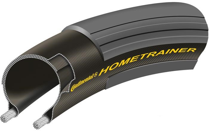 Continental HomeTrainer II Hybrid Folding Tyre