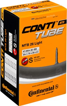 Image of Continental MTB 26 Supersonic Presta Inner Tube
