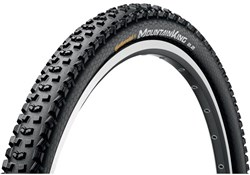Image of Continental Mountain King II 26 PureGrip Folding Off Road MTB Tyre