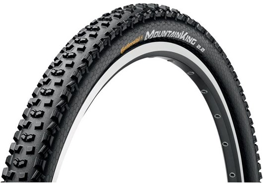 Image of Continental Mountain King II 29er Folding Off Road MTB Tyre