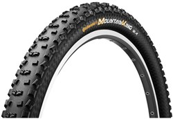 Image of Continental Mountain King II ProTection 26 inch Black Chili MTB Folding Tyre
