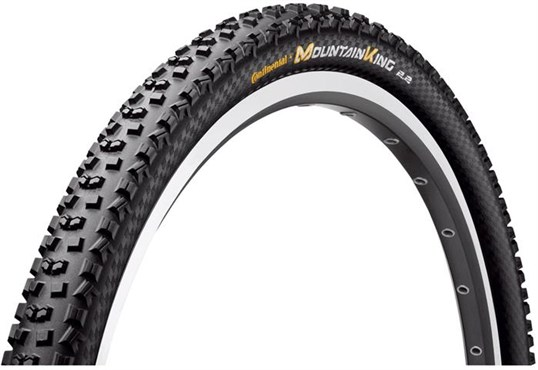 Image of Continental Mountain King II ProTection 29er Folding Off Road MTB Tyre