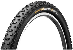 Image of Continental Mountain King II ProTection 650b Black Chili Folding Off Road MTB Tyre