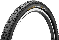 Image of Continental Mountain King II RaceSport 26 inch Black Chili MTB Folding Tyre