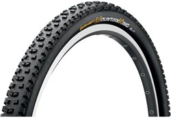 Image of Continental Mountain King II RaceSport 650b Black Chili Folding Off Road MTB Tyre