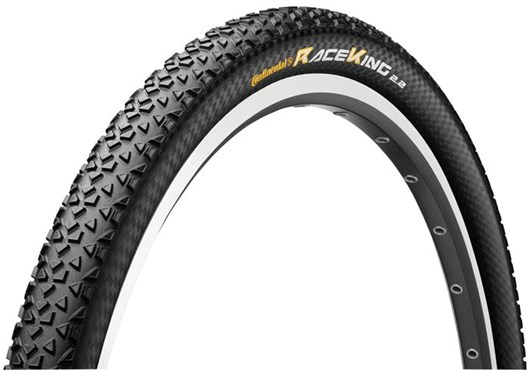 Image of Continental Race King ProTection 26 Black Chili Folding MTB Tyre