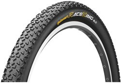 Image of Continental Race King RaceSport Black Chili 26 inch MTB Folding Tyre