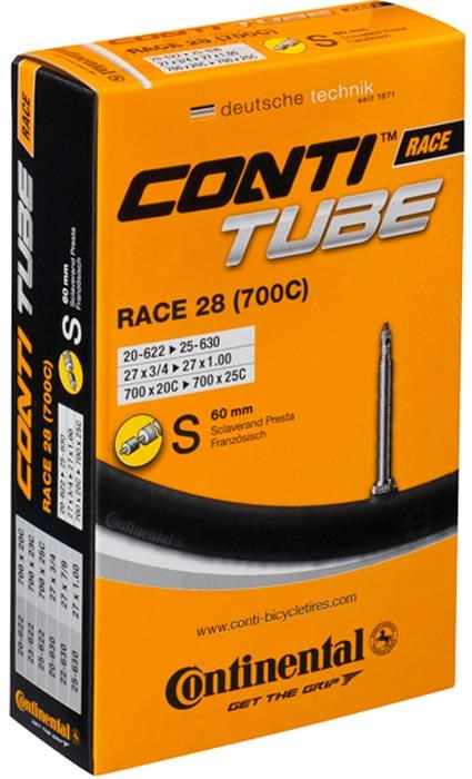 Continental Race Supersonic Presta Inner Tube