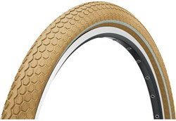 Image of Continental Retro Ride Reflective 28 inch Hybrid Tyre