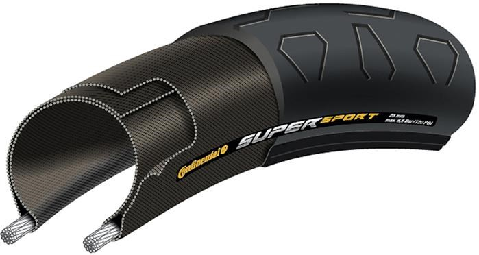 Continental SuperSport Plus 27 inch Road Tyre
