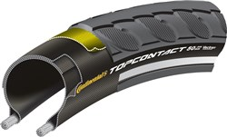 Image of Continental Top Contact Reflective 26 inch MTB Folding Tyre