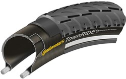 Image of Continental Town Ride Reflective Hybrid Tyre