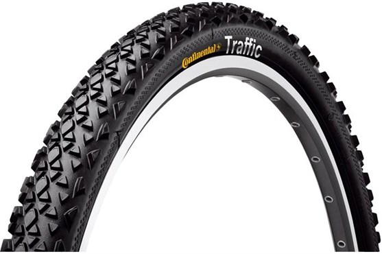 Image of Continental Traffic 24 inch Off Road MTB Tyre