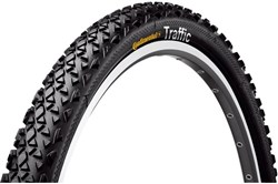 Image of Continental Traffic 24 inch Reflex Off Road MTB Tyre