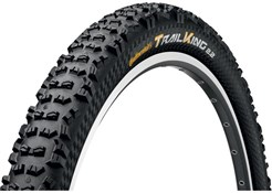 Image of Continental Trail King ProTection Black Chili 29er Folding Tyre
