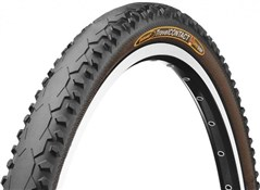 Image of Continental Travel Contact Reflective 26 inch MTB Tyre