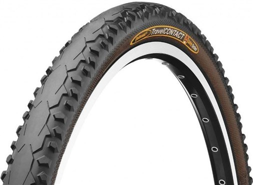 Image of Continental Travel Contact Reflex MTB Urban Reflective Tyre
