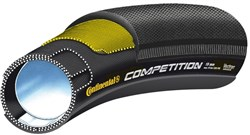 Continental Tubular Competition Vectran Black Chilli Road Tubular Tyre