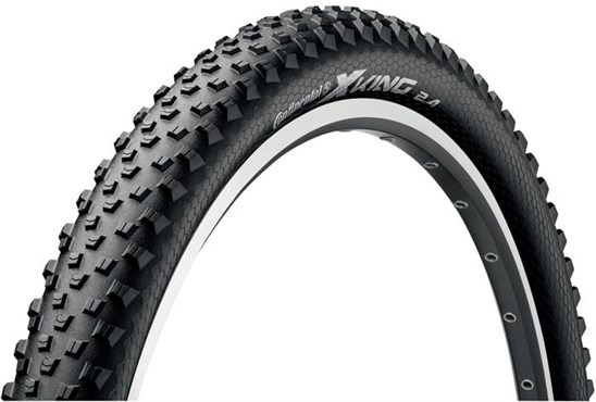 Image of Continental X King 29er PuerGrip Folding MTB Tyre