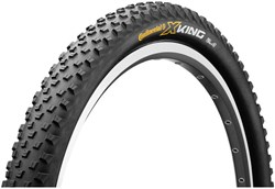 Image of Continental X King RaceSport Black Chili 26 inch MTB Folding Tyre