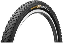 Image of Continental X King RaceSport Black Chili Folding 29er Off Road MTB Tyre